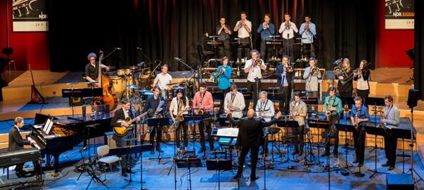Nachwuchs-Big Band 'Yo! Jazz'