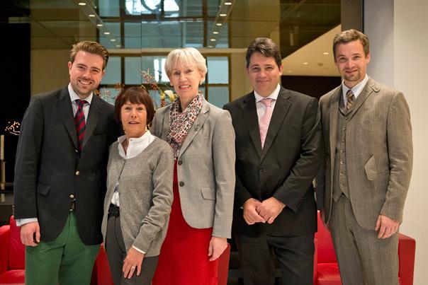 Stiftungsrat und Kultursenatorin